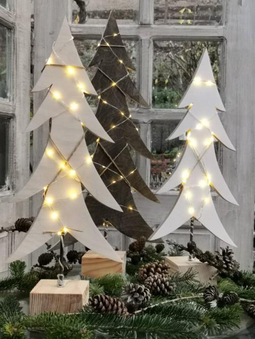 Tannenbaum mit LED (1)